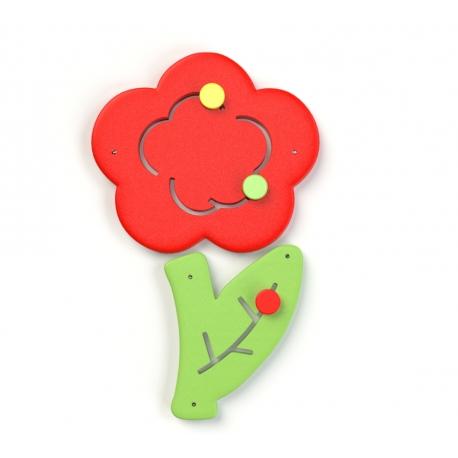 Labirynt kwiatek