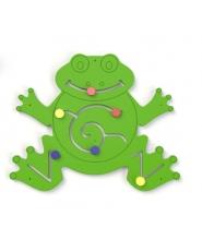 Labirynt żabka