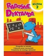 Radosne dyktanda - klasa 2