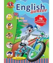 English Junior. Mój dzień