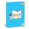 Pakiet Kolorowy Start Roczne Plus z dodatkową nauką czytania, pisania, liczenia.