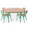 Stół Bambino SL-R sześciokątny wielorozmiarowy 1-4