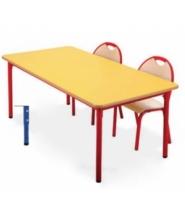 Stół Bambino SL-R prostokątny wielorozmiarowy 1-4