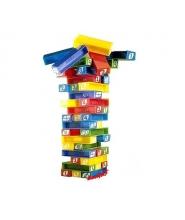 Wieża - gra stacking