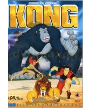 Kong powrót do dżungli - DVD