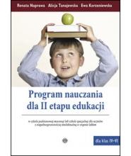 Program nauczania dla II etapu edukacji